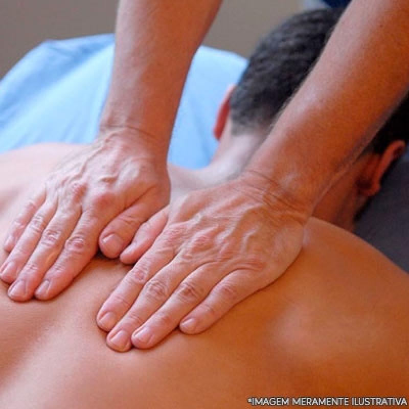 Massagem Modeladora Corporal