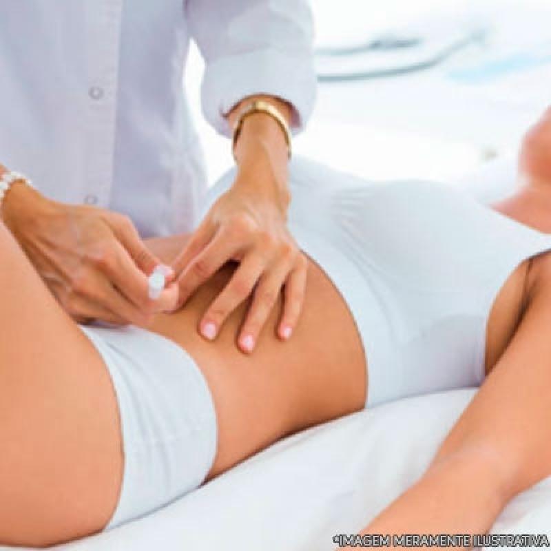 Onde Tem Tratamento de Gordura Localizada Recanto Vista Alegre - Tratamento Gordura Localizada Barriga