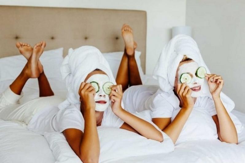 Spa para Relaxar Valores Mirante da Mata - Spa de Emagrecimento