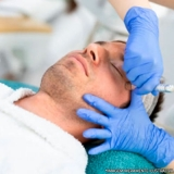 agendamento de limpeza de pele masculina Jardim Monte Santo