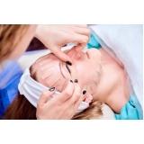 clínica para tratamento de rejuvenescimento do rosto Vila São Francisco de Assis