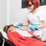 depilação a laser axila