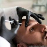 clínica estética homem