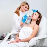 clínica estética limpeza de pele