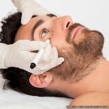 clínica estética para homens