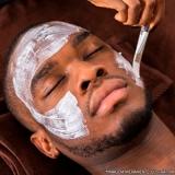 limpeza de pele masculina Pitas