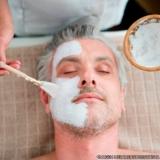 marcar limpeza de pele masculina Chácara Granja Velha