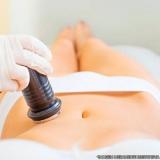 onde encontro tratamento gordura localizada barriga Arco-íris