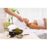 spa massagem valores Centro
