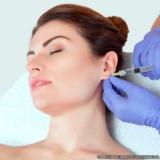 tratamento para flacidez do rosto Quinta dos Angicos