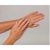 tratamento para rejuvenescimento das mãos agendar Jandira