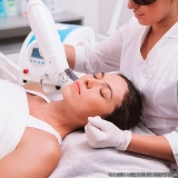tratamento para flacidez no rosto