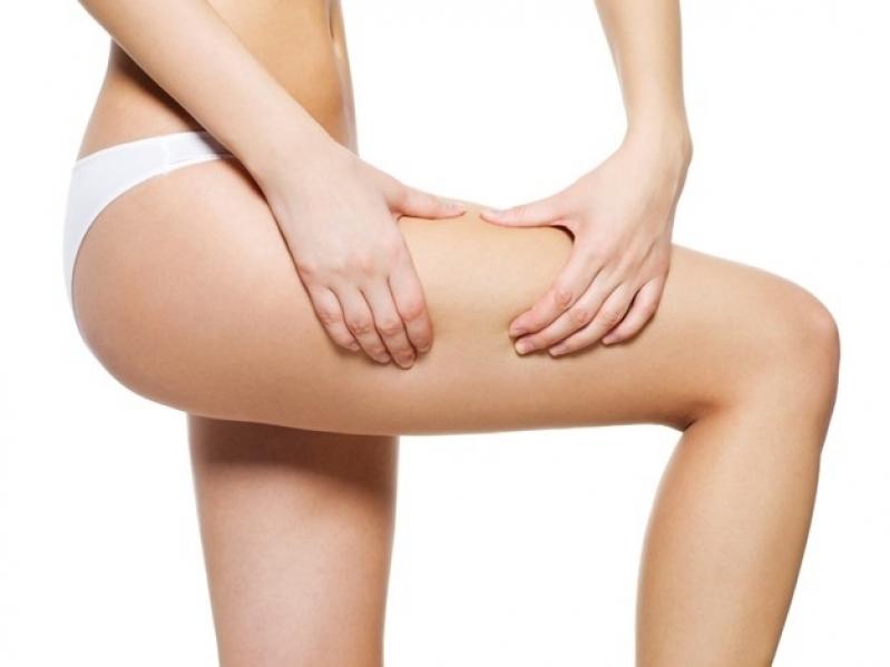 Tratamento de Carboxiterapia para Gordura Localizada