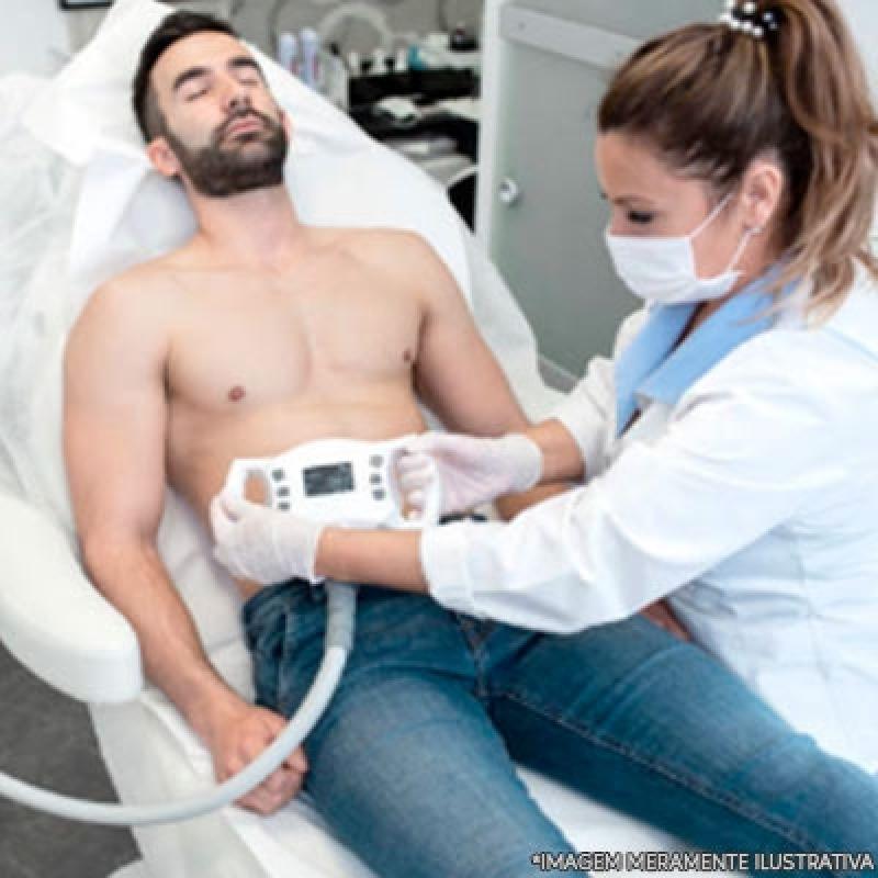 Tratamento para Gordura Localizada em Homens Jardim Barbacena - Tratamento Gordura Localizada Homem